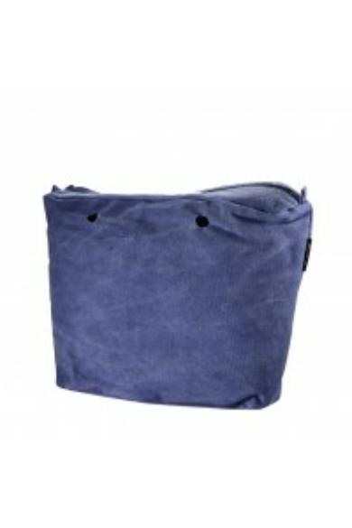 O bag Classic belső vászon Blu spring