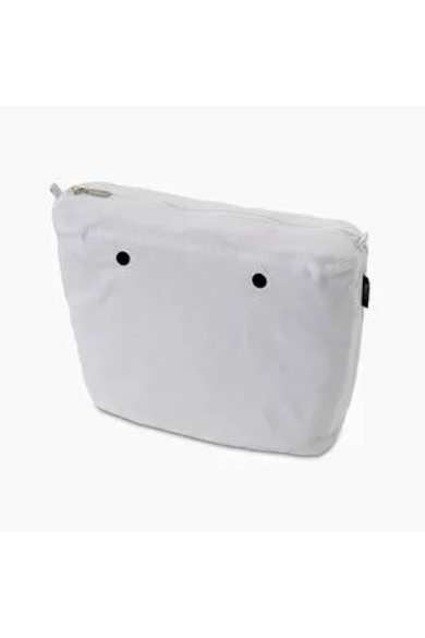 O bag Classic belső vászon Bianco
