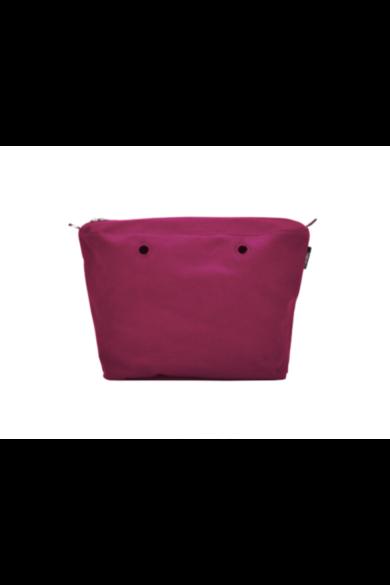 O bag Classic belső vászon Sangria