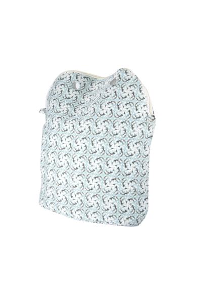 O bag Fifty belső Sakura mintás