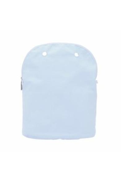 O bag Fifty belső vászon Azzurro