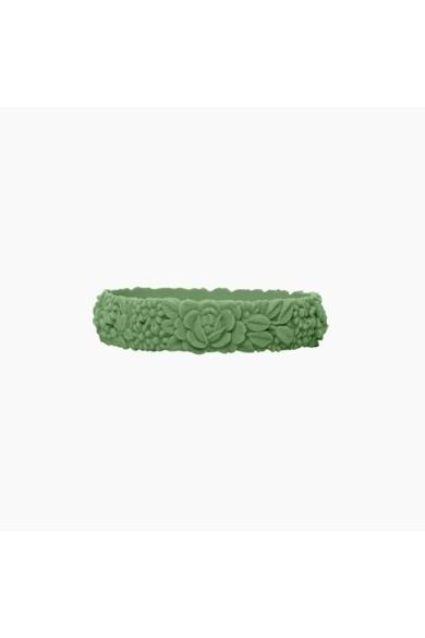 O bracelet slim karkötő Green S