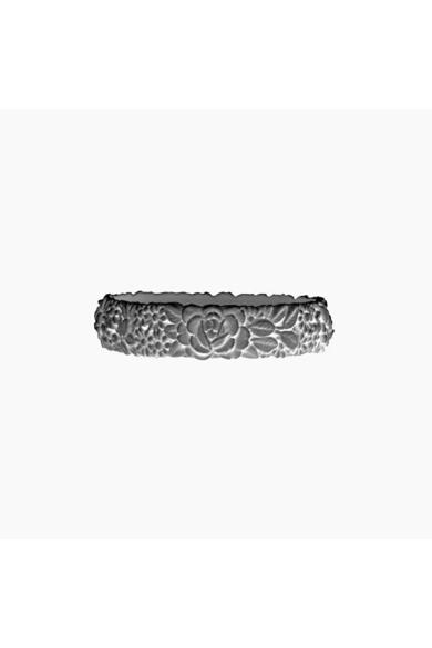 O bracelet slim karkötő Silver S