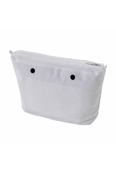 O bag Mini belső vászon Bianco