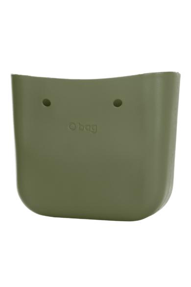 O bag Mini táskatest Military