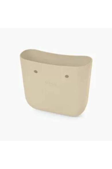 O bag mini táskatest Sabbia