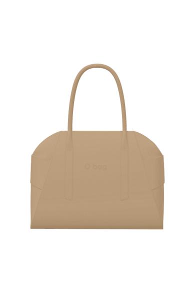 O bag Unique Sabbia