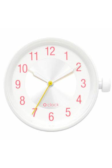O Clock óramű Acid Numbers Bianco