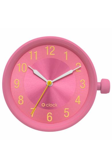 O Clock óramű Fluo Acid Numbers Fucsia