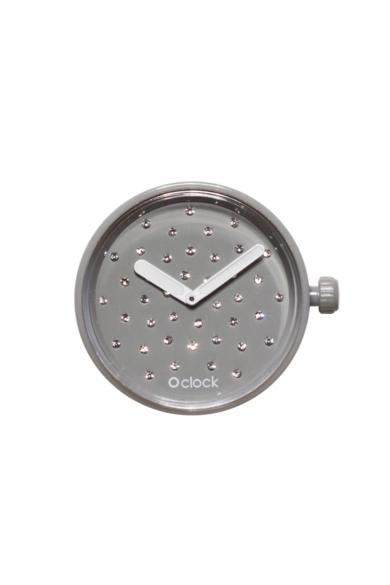 O Clock óramű Cristal Grafite
