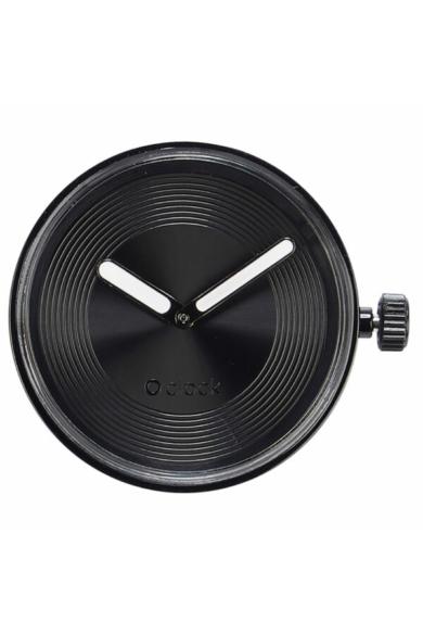 O Clock óramű Groove Soleil Nero