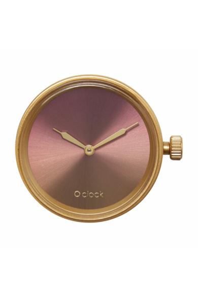 O Clock Sunset óramű Cassis/Oro