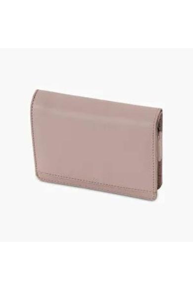 O Tiny pénztárca belső bőr Rosa smoke