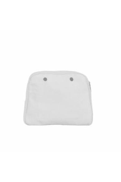 O bag Reverse belső vászon Bianco