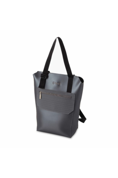 O bag Zaino W217 komplett hátizsák Grafite